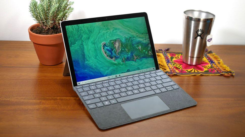 Microsoft Surface Go 2 Test