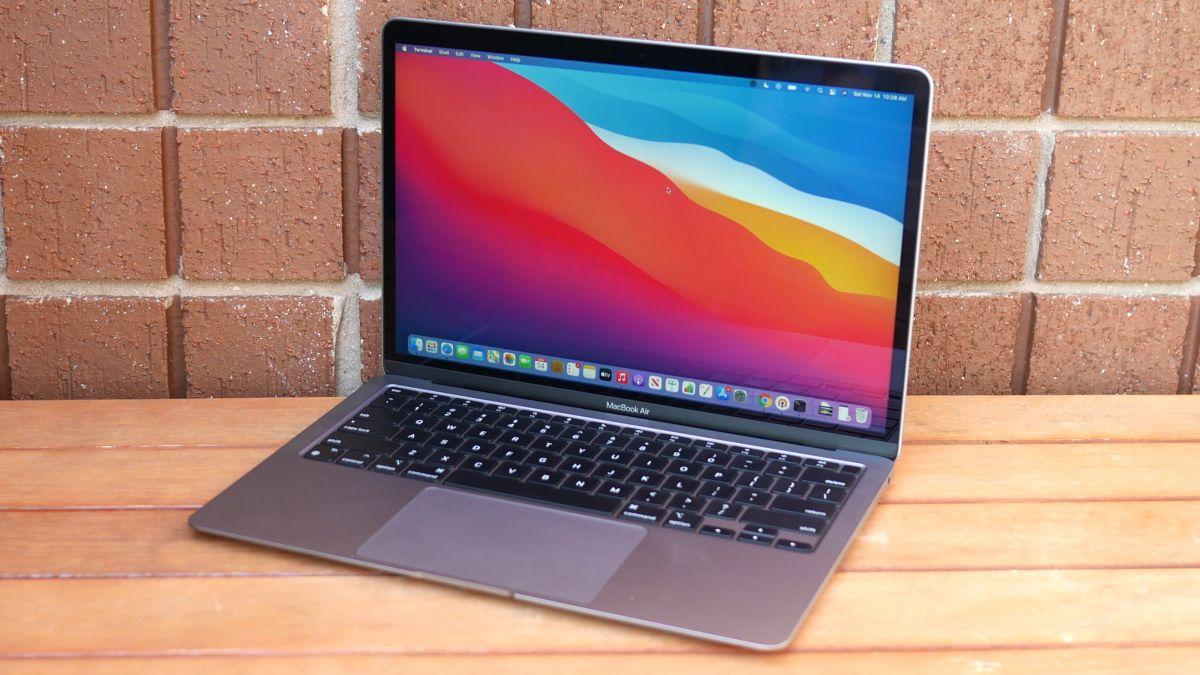 MacBook Air mit M1-Test: Ein nahezu perfekter Laptop ...