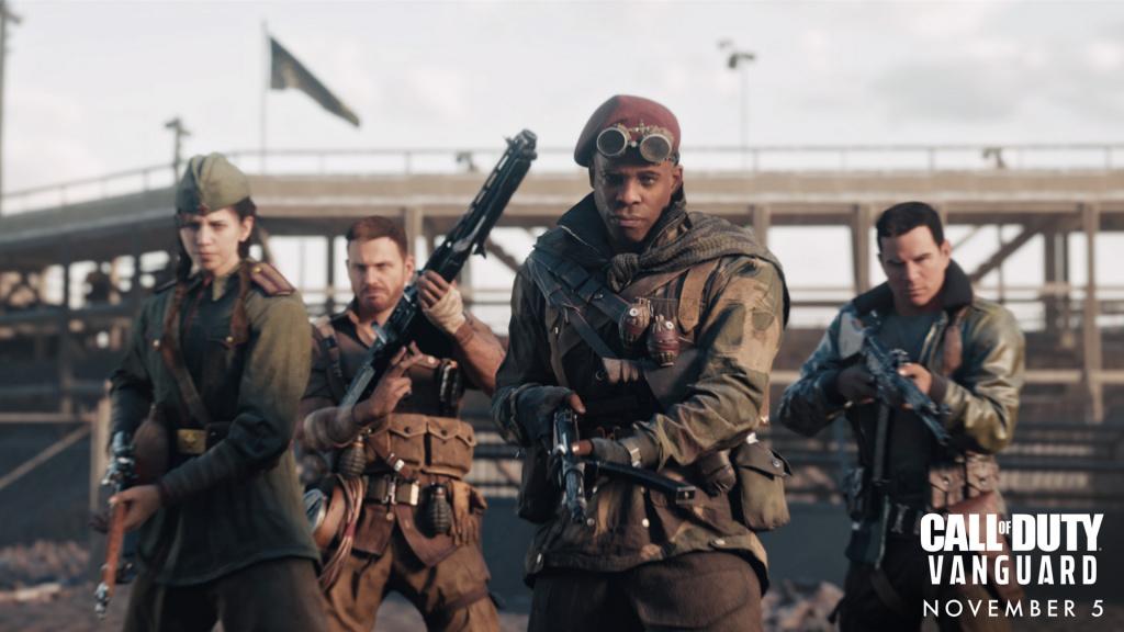COD Vanguard führt neuen Patrol-Spielmodus ein