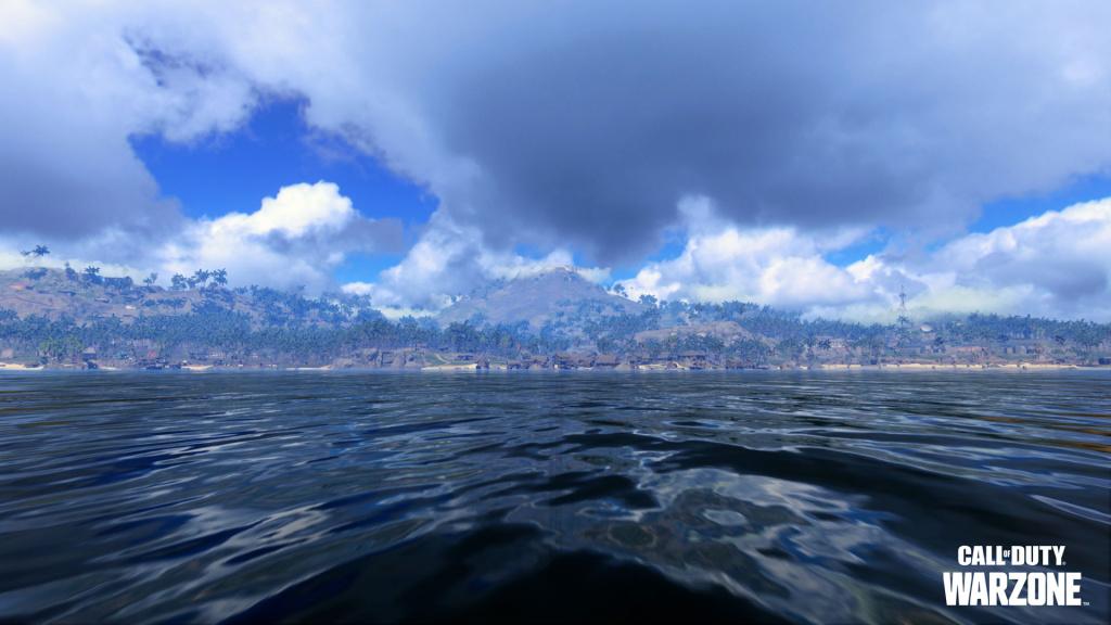 Call of Duty Warzone Veröffentlichungsdatum der neuen Pazifikkarte erster Blick